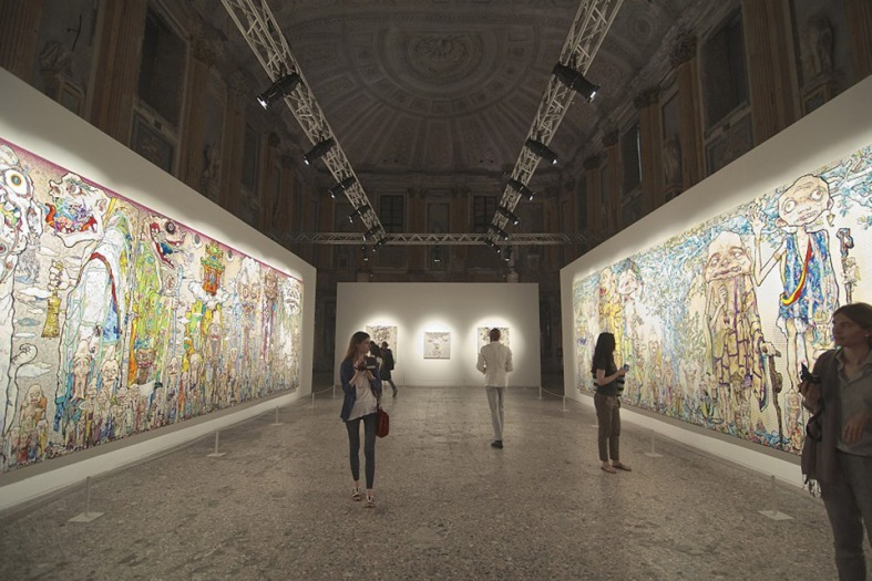 Takashi-Murakami-Palazzo-Reale-01